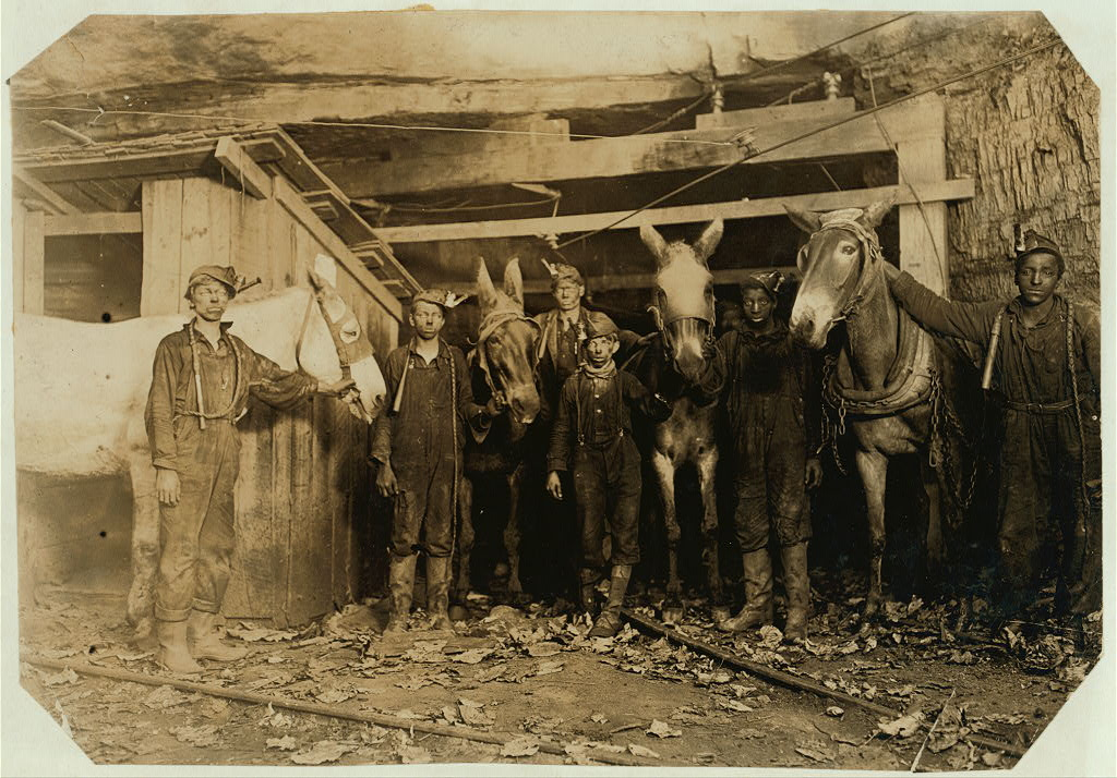 child labor in steel industries Troy, cohoes, new york state, labor history, industrial history, business   economic history, hudson valley, iron industry, collar manufacturing, textiles,  mills  children studying in an evening school after a ten-hour day at work—and  all.