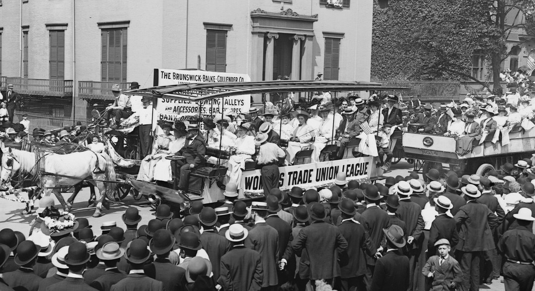 Trade Unions and Woman Suffrage