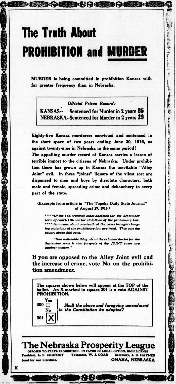 The Alliance Herald, October 19, 1916
