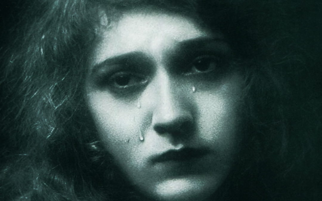 Tears: In which silent picture actresses tell us how they weep