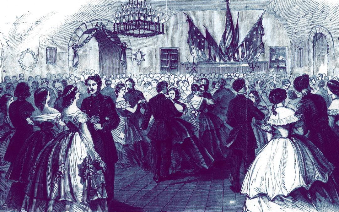 Thanksgiving Day at Fort Pulaski (1862)