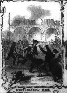 Thanksgiving Day at Fort Pulaski, Georgia (1862)