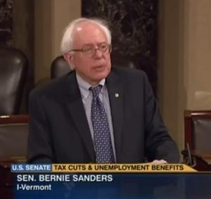 Bernie-Speaking