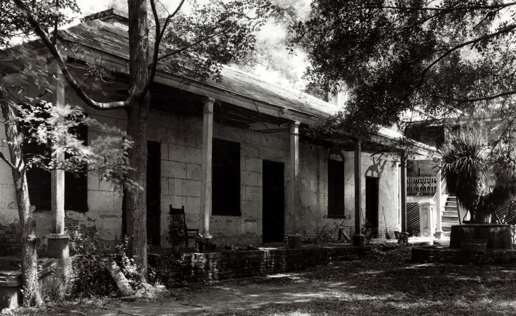 Elmscourt Slave Quarters, Natchez, Adams County, Mississippi