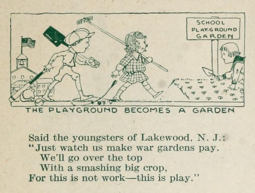 The War Garden Guyed