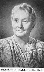 Dr. Blanche Baker