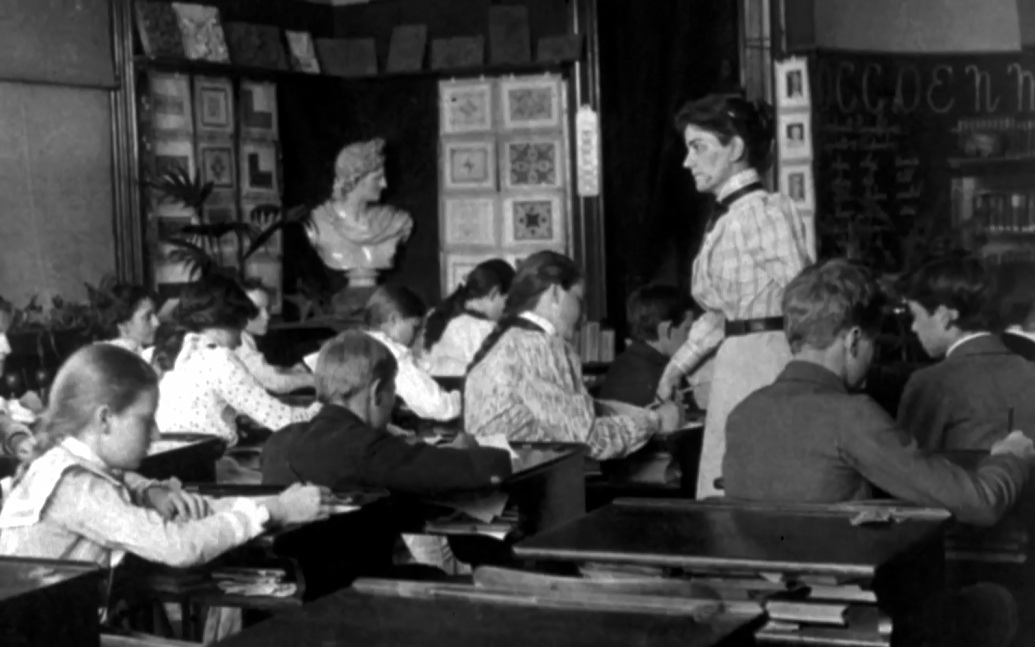 Controlling Pupils: Practical Teaching in 1905