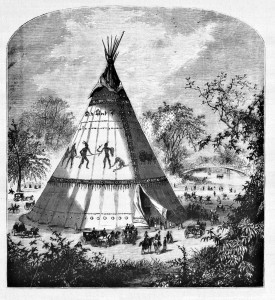 The Wigwam as Proposed