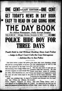 Police Hide Boy for Three Days